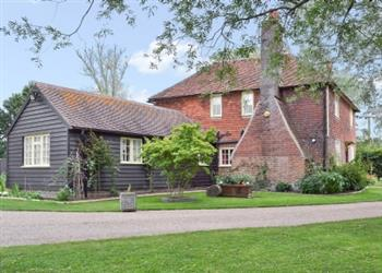 Darling Buds Farm - The Farmhouse in Kent
