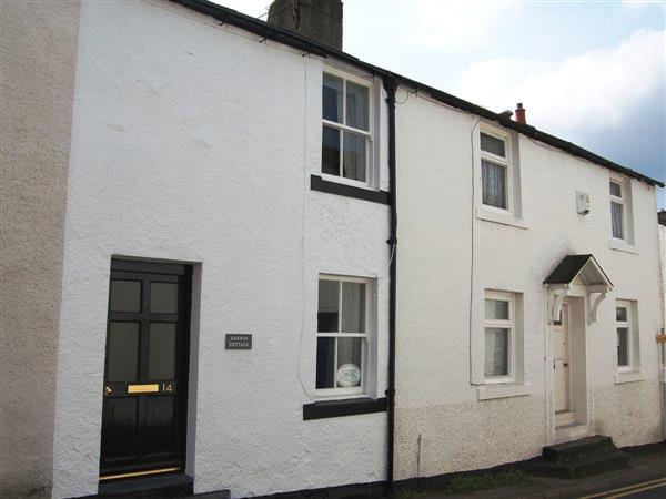 Darwin Cottage in Cumbria