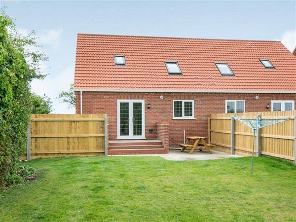 Dawson Holiday Homes - 10 Dawson Close in Lincolnshire
