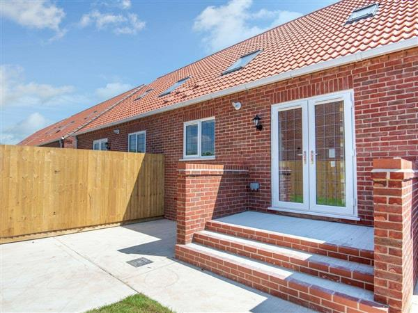 Dawson Holiday Homes - 5 Dawson Close in Lincolnshire