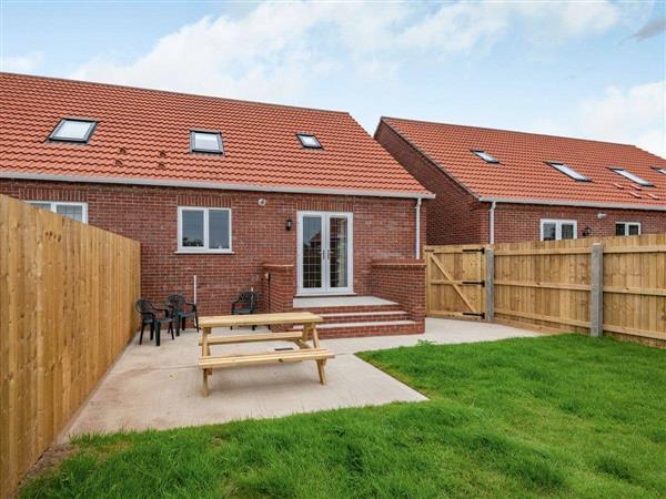 Dawson Holiday Homes - 7 Dawson Close in Lincolnshire