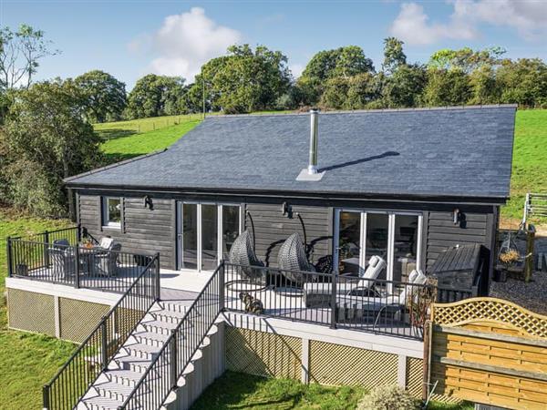 Deacons Farm Lodge in Ashley, near Ryde, Isle of Wight