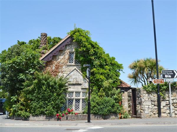 Debourne Lodge in Isle Of Wight