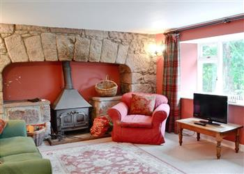 Deer Park Cottage in Aberdeenshire