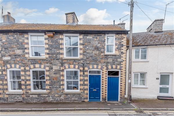 Delfryn Cottage in Rhayader, Powys
