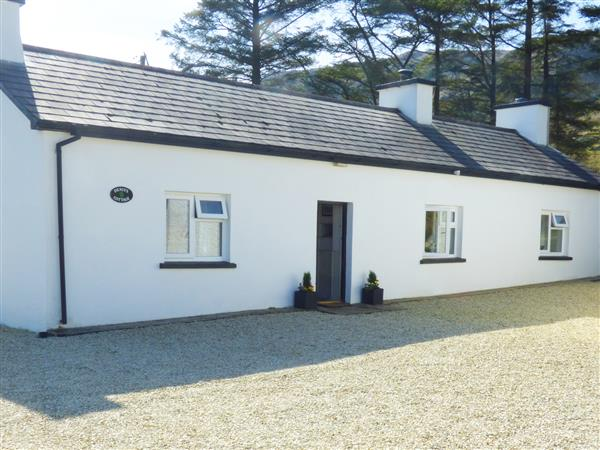 Denis's Cottage in County Donegal
