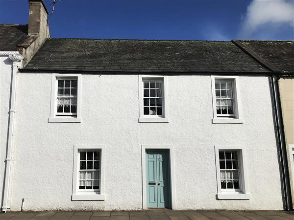 Dermot Cottage in Kirkcudbrightshire