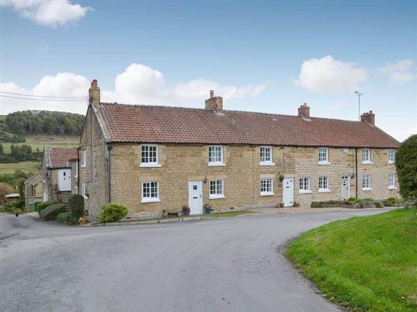 Derwent Cottage in North Yorkshire