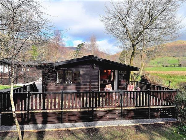 Derwent Lodge - Burnside Park in Cumbria