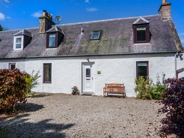 Deskford Cottage in Morayshire
