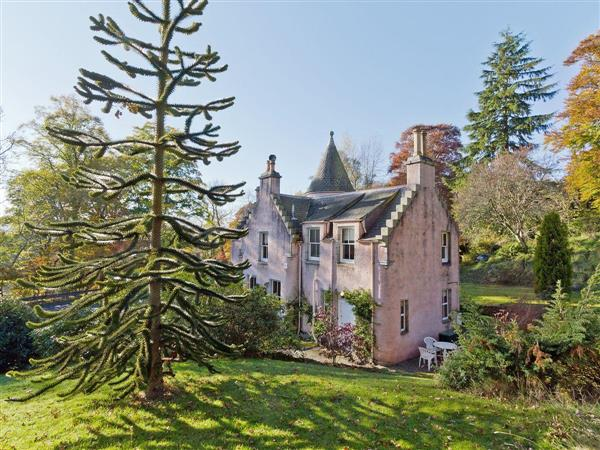 Dess Lodge in Aberdeenshire
