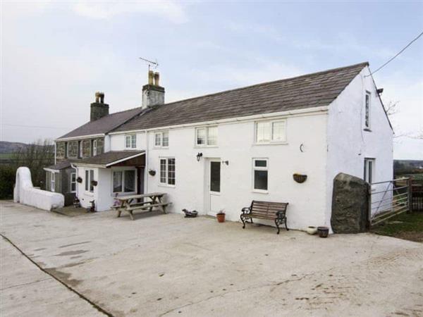 Deuglawdd Cottage in Gwynedd