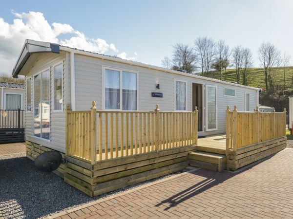 Discovery Lodge in Cumbria