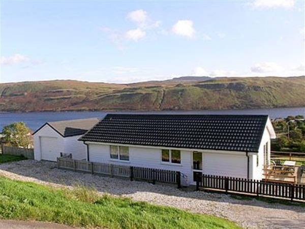 Distellery Croft Cottage in Isle Of Skye