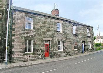 Dock Cottage in Northumberland