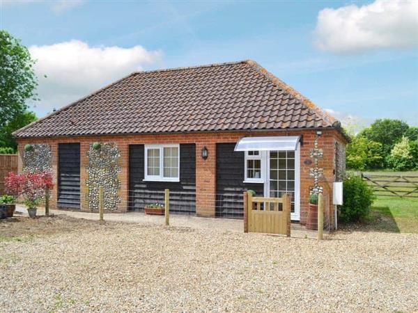 Dog Rose Cottage in Norfolk