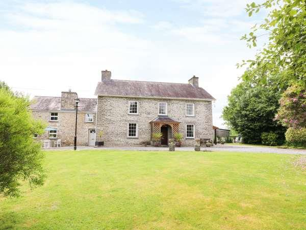 Dolau Farmhouse from Sykes Holiday Cottages