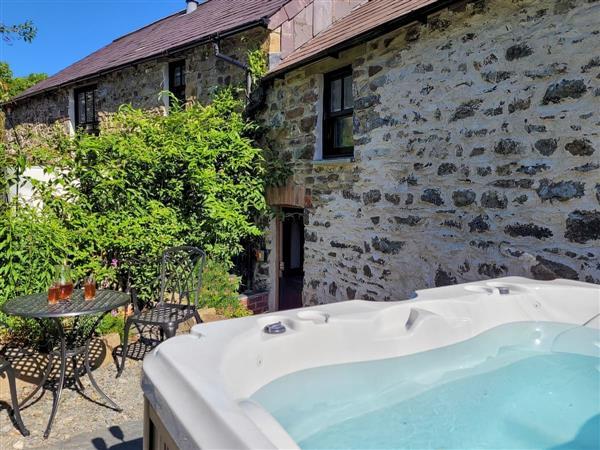 Dolgoy Cottages - Snuggle Cottage, Blaencelyn, near Llandysul