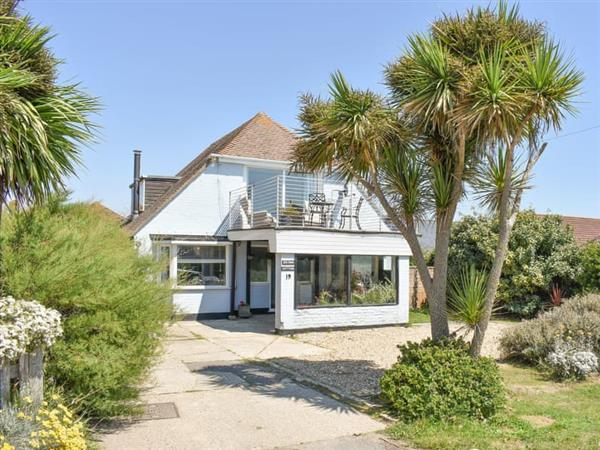 Dolphin Cottage in East Wittering, West Sussex