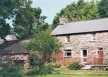 Dolwgan Cottage in Gwynedd