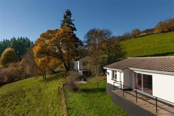 Dolygaer Cottage in Powys