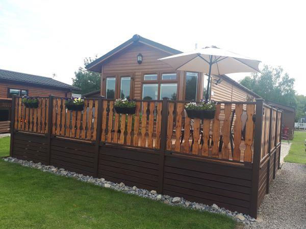 Doormouse Lodge from Sykes Holiday Cottages