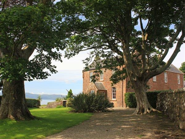 Dougarie Estate - The House of Machrie in Isle Of Arran