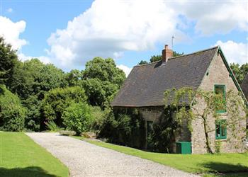 Dovedale Lodge in Staffordshire