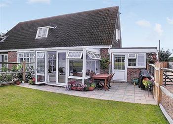 Downsview Cottage in West Sussex