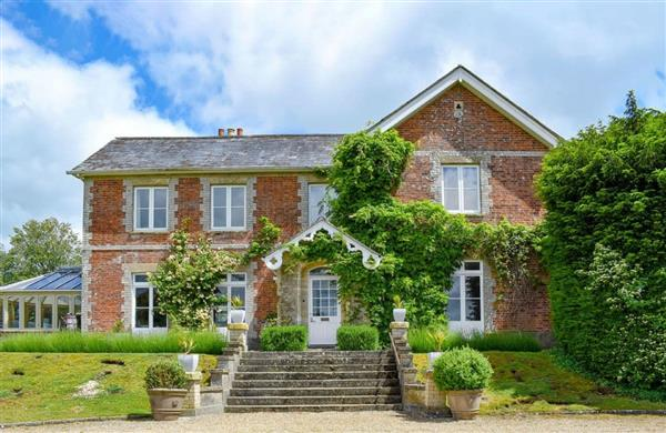 Downwood Vineyard Manor House in Blandford Forum, Dorset