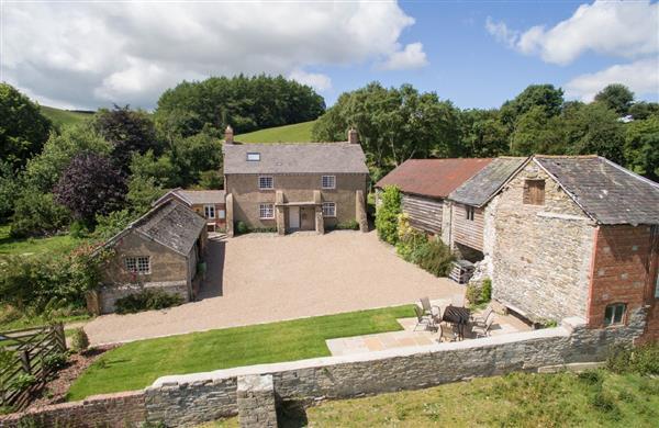 Draenllwynellen in Powys