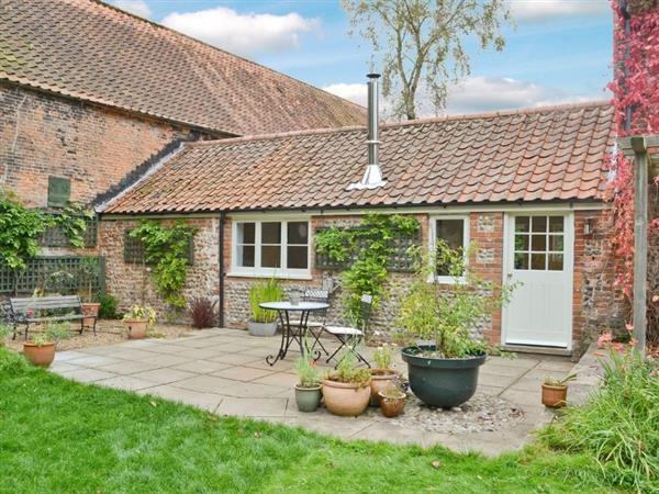 Drakes Cottage in Norfolk
