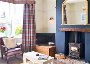 Driftwood Cottage in Northumberland