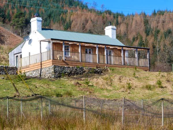 Druidaig Cottage in Ross-Shire
