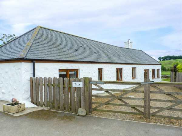 Drumfad Barn in Wigtownshire