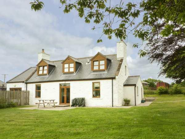 Drumfad Cottage in Wigtownshire