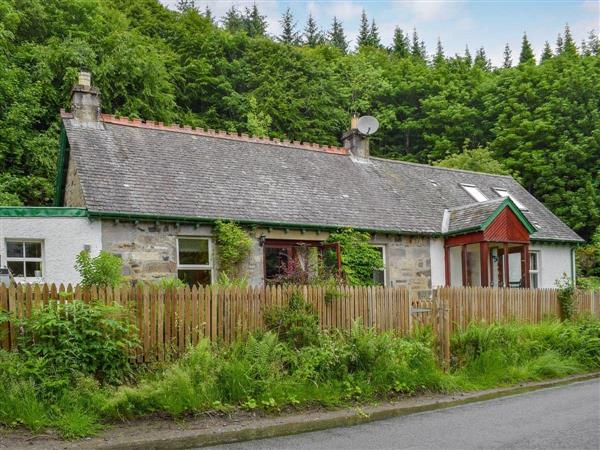 Drummond Cottage in Perthshire