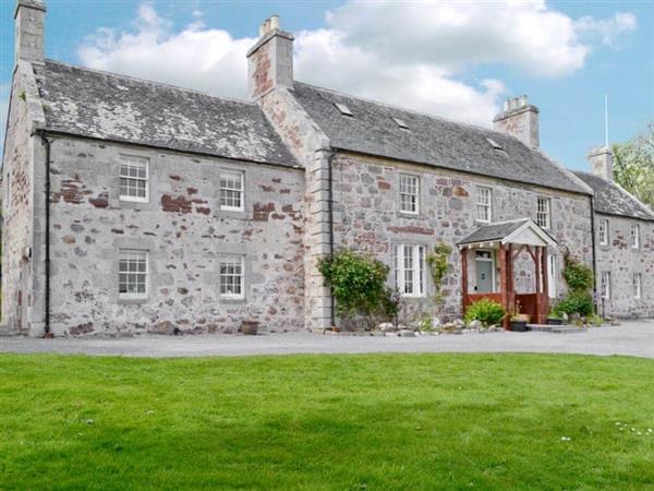 Drummuie House in Sutherland