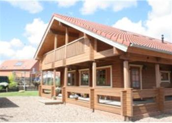 Druridge Bay Lodge in Northumberland