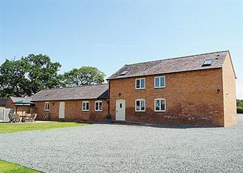 Drury Lane Barn in Cheshire