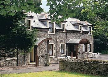 Dryburgh in Selkirkshire