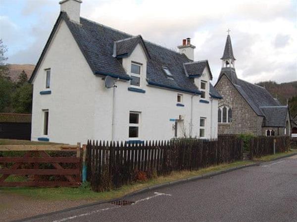 Duart Cottage, Argyll