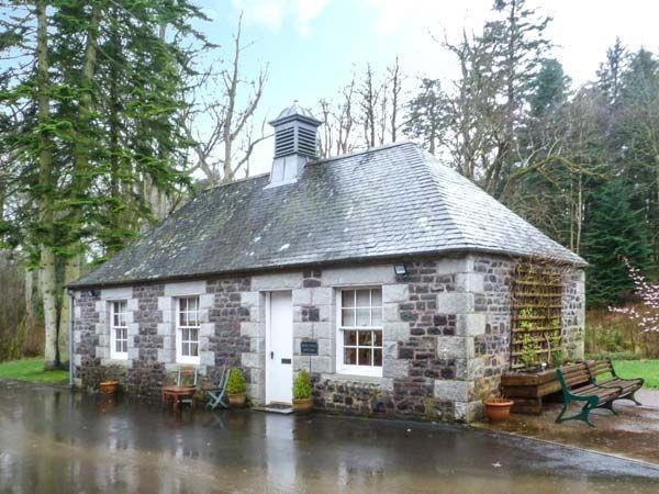 Duck Pond Cottage in Ayrshire