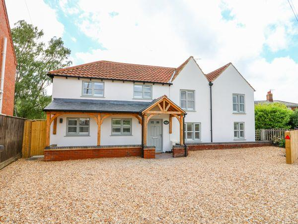 Duck Pond Cottage in Lincolnshire