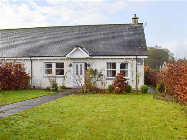 Duguid Cottage in Perthshire