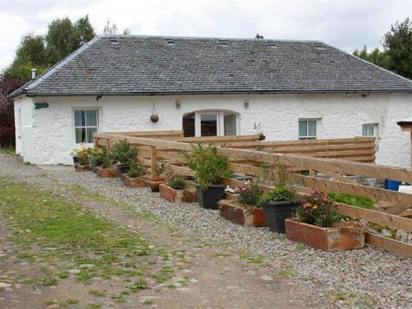 Dunstaffnage Mains - Dunstaffnage Mains Farm Cottage, Dunbeg, near Oban