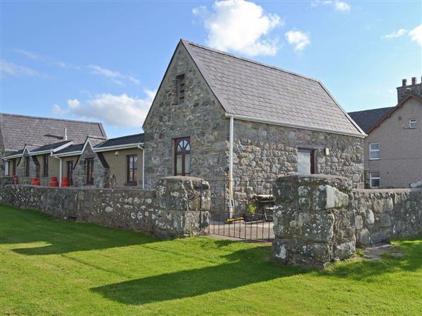 Dwyfach in Gwynedd