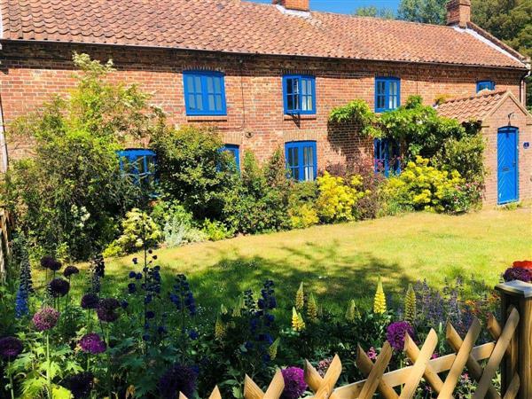 Dyes Cottage in Norfolk