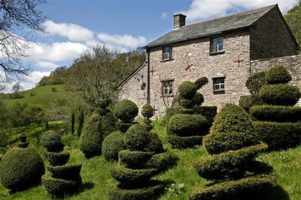 Dyffryn Beusych in Powys