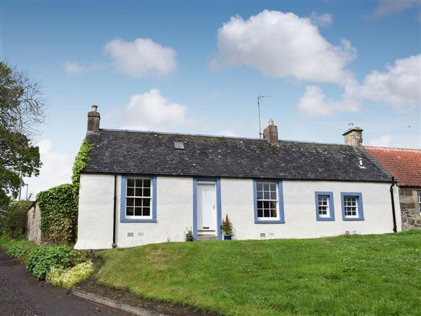 Dyke End Cottage in Ceres, near Cupar, Fife